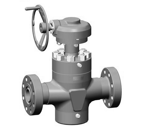 Slab  Gate Valves Gear Operated