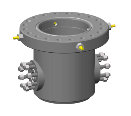 Casing Head Housing